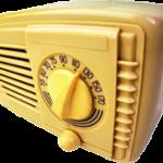 yellow-radio